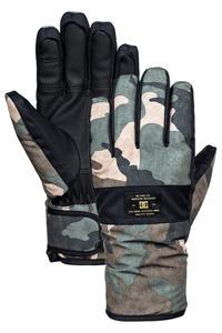 DC Franchise Gloves (british woodland camo)