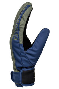 DC Deadeye Gloves (beetle)