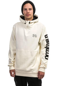 ThirtyTwo Stamped Snow Hoodie (dirty white)