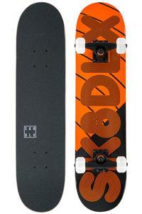 "SK8DLX Linus 7"" Tavola completa (black orange)"
