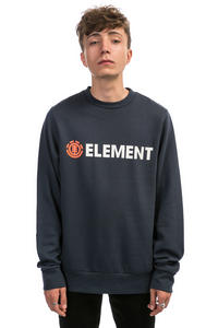 Element Blazin Sweatshirt (exclipse navy)