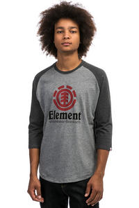 Element Vertical Raglan Longsleeve (grey heather)