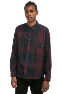 Element Buffalo Shirt (napa red)