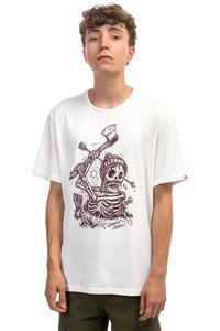 Element Grounded T-Shirt (bone white)