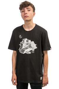 Element Ramps T-Shirt (off black)