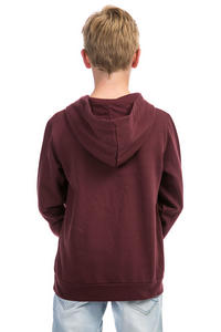 Element Cornell Hoodie kids (napa red)