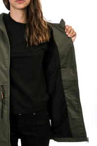 Element Wynn Jacket women (moss green)