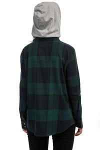 Element Worn Shirt mit Kapuze women (ponderosa green)