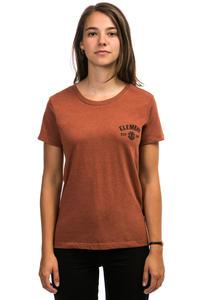 Element Sport Camiseta women (sequoia)