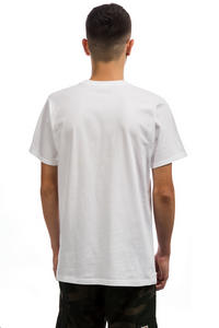 SK8DLX Software T-Shirt (all white)