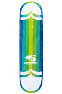 "Real Busenitz Spliced 8.25"" Deck (blue green)"