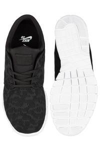 Nike SB Stefan Janoski Max Shoes (black black white)