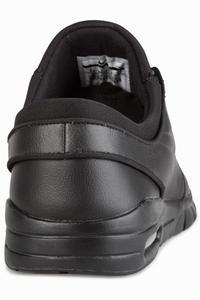 Nike SB Stefan Janoski Max L Schuh (black black metallic pewter)