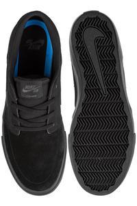 Nike SB Solarsoft Portmore II Schuh (black black anthracite)