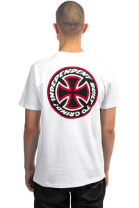 Independent Speed Kills T-Shirt (white)