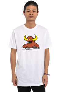 Toy Machine Monster T-Shirt (white)