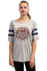 Element Pine FB T-Shirt women (heather grey)