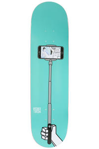 "Robotron Selfie Stick Happy Birthday 8.125"" Planche Skate (blue)"