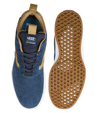 Vans UltraRange Pro Shoes (dress blues medal bronze)