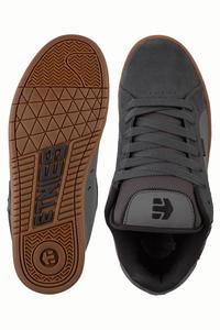 Etnies Fader Schuh (dark grey black gold)