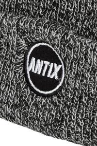 Antix Orbit Beanie (heather grey)