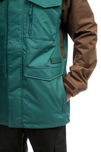 Burton Covert Snowboard Jacket (jasper chestnut)