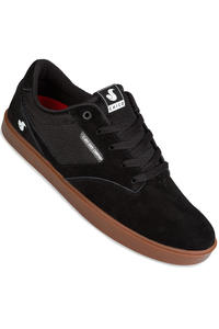 DVS Pressure SC Suede Shoes (black gum chico)