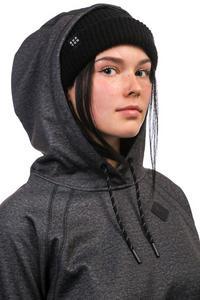 Burton Heron Snow Hoody women (true black heather)