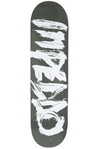 """Inpeddo Brusher 8.25"""" Planche Skate (grey white)"""