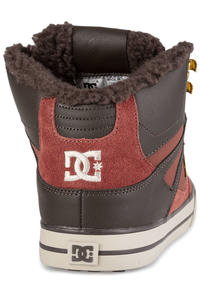 DC Spartan High WC WNT Shoes (coffee)