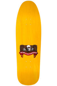 "Blind Gonzales Skull And Banana Heritage Reissue 9.875"" Deck (orange)"