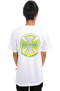 Independent x Creature Creaturependent Camiseta (white)