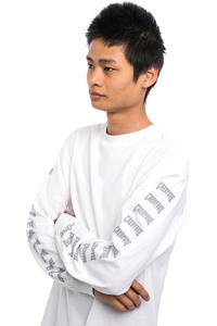 Independent x Creature Creaturependent Longsleeve (white)
