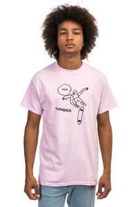 Thrasher KCUF T-Shirt (light pink)