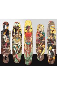 "alternative Junko 42.52"" (108cm) Longboard Deck"