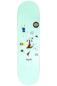 "Magenta Leo Miro 8.25"" Deck (light blue)"