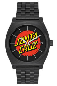 Nixon x Santa Cruz The Time Teller Watch (santa cruz black)