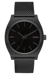 Nixon The Time Teller Milanese Watch women (all black)