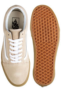 Vans Old Skool Shoes (sesame gum)