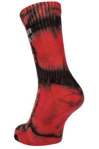 SK8DLX Hartik Calzini US 9-13 (red tie dye)