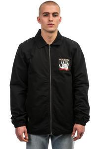SK8DLX  x Volcom Light Jacket  (black)