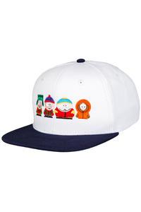 HUF x South Park Kids Strapback Cap (white)