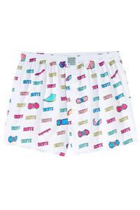 Lousy Livin Underwear x RoboSkate Boxershorts (white)