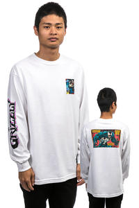 Grizzly x VNM Longsleeve (white)
