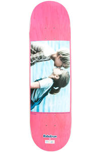 "Robotron Kiss Anna & Macaulay 8.125"" Planche Skate (pink)"