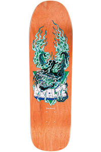 "Polar Skateboards Halberg Beast Mode 9.25"" Deck (orange)"