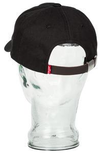 Levi's Updated Emb Cap (regular black)