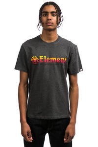 Element Horizontal Fill T-Shirt (charcoal heather)