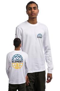 Element Terra Longsleeve (optic white)
