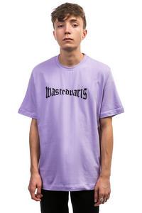 Wasted London T-Shirt (lavander black)